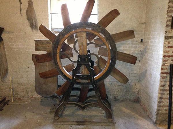 Flemish Wheel